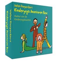 Kinderyoga avonturen box   Helen Purperhart  