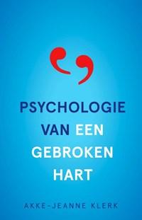 Psychologie van een gebroken hart | Akke-Jeanne Klerk |