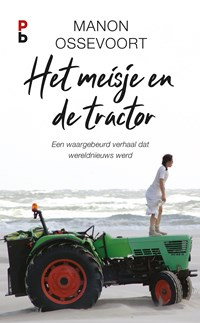 Het meisje en de tractor   Manon Ossevoort  