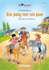 Een pony met een plan | Emma Bergmann |
