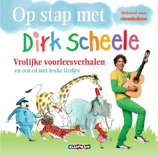 Op stap met Dirk Scheele