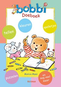 Bobbi doeboek   Monica Maas  