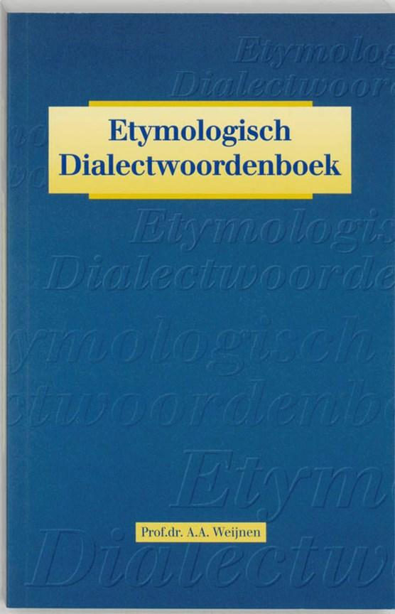 Etymologisch dialectwoordenboek