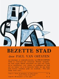 Bezette stad | Paul van Ostaijen |