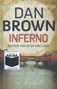 Inferno - Limited Edition - 'goud op snede' | Dan Brown & Theo Veenhof |