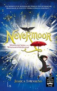 Nevermoor Morrigan Crow en het Wondergenootschap   Jessica Townsend  