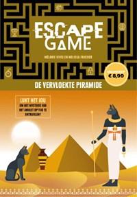 De vervloekte piramide | Erwan Giacometti ; Jérome Lafond |