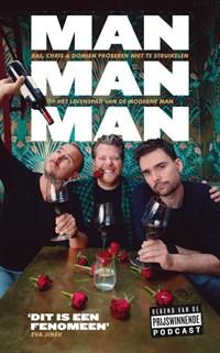 Man man man, het boek   Domien Verschuuren ; Bas Louissen ; Chris Bergström  