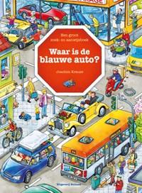 Waar is de blauwe auto | Joachim Krause |
