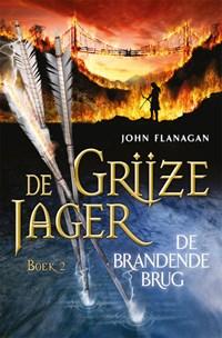 De brandende brug | John Flanagan |