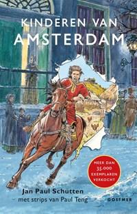 Kinderen van Amsterdam   Jan Paul Schutten  