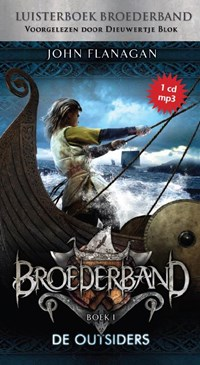 Broederband 1 : De outsiders | John Flanagan |