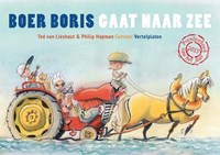 Boer Boris gaat naar zee vertelplaten   Ted van Lieshout  