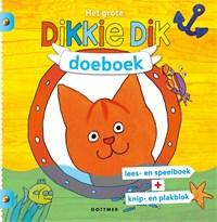 Het grote Dikkie Dik-doeboek | Jet Boeke |