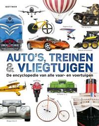 Auto's, treinen & vliegtuigen | Clive Gifford |