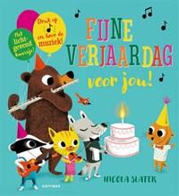 Fijne verjaardag voor jou! | Nicola Slater |
