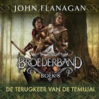 De terugkeer van de Temujai | John Flanagan |