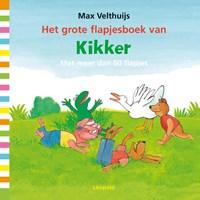 Het grote flapjesboek van Kikker | Max Velthuijs |