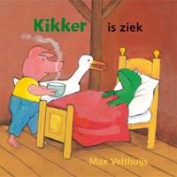 Kikker is ziek | Max Velthuijs |