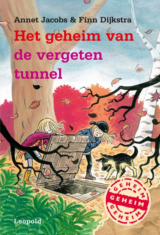 Het geheim van de vergeten tunnel