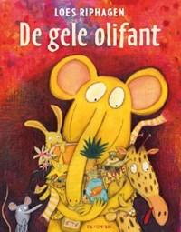 De gele olifant | Loes Riphagen |