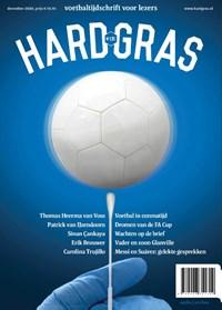 Hard gras 135 - december 2020   Tijdschrift Hard Gras  