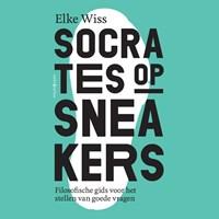 Socrates op sneakers | Elke Wiss |