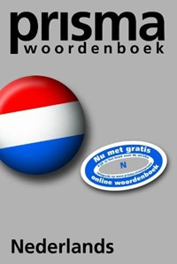 Prisma woordenboek Nederlands nieuwe spelling   A.A. Weijnen  