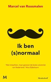 Ik ben (s)normaal   Marcel van Roosmalen  