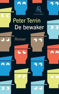 De bewaker (grote letter) - POD   Peter Terrin  