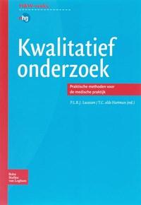 Kwalitatief onderzoek   P.L.B.J. Lucassen ; T.C. Olde-Hartman  