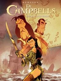 De campbells 04. het goud van saint brandamo 4/5 | josé-luis Munuera |