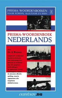 Woordenboek Nederlands   Weijnen  