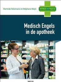 Medisch Engels in de apotheek   Herlinda Vekemans ; Stéphane Ostyn  
