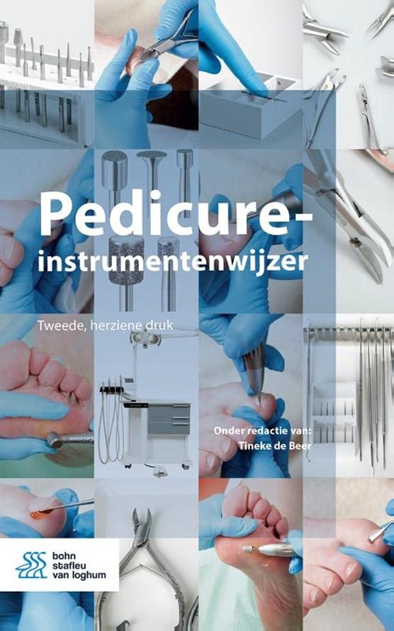 Pedicure-instrumentenwijzer