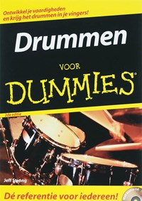 Drummen voor Dummies | Jeff Strong |