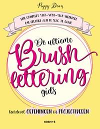 De ultieme brushlettering-gids | Peggy Dean |