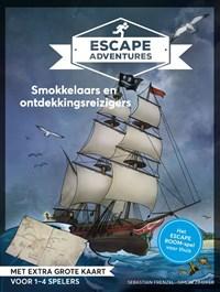 Escape adventures: Smokkelaars en ontdekkingsreizigers   Sebastian Frenzel ; Simon Zimpfer  