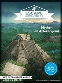 Escape adventures: Mythen en Aztekengoud | Sebastian Frenzel ; Simon Zimpfer |