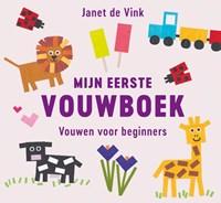 Mijn eerste vouwboek | Janet de Vink |