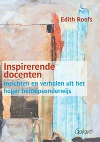 Inspirerende docenten | Edith Roefs |