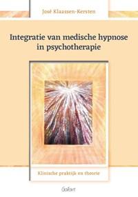 Integratie van medische hypnose in psychotherapie | José Klaassen-Kersten |