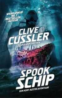 Spookschip   Clive Cussler ; Graham Brown  