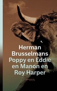 Poppy en Eddie en Manon en Roy Harper   Herman Brusselmans  