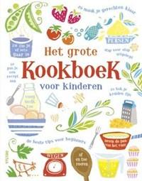 Het grote kookboek voor kinderen | Abigail Wheatley |