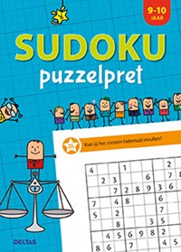 Sudoku puzzelpret (9-10 j.) | auteur onbekend |
