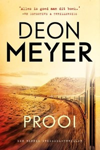Prooi   Deon Meyer  