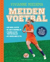 Meidenvoetbal   Vivianne Miedema ; Joke Reijnders  