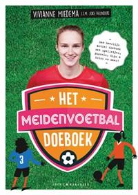 Het meidenvoetbal-doeboek   Vivianne Miedema ; Joke Reijnders  