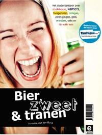 Bier, zweet en tranen   Lenneke van der Burg  